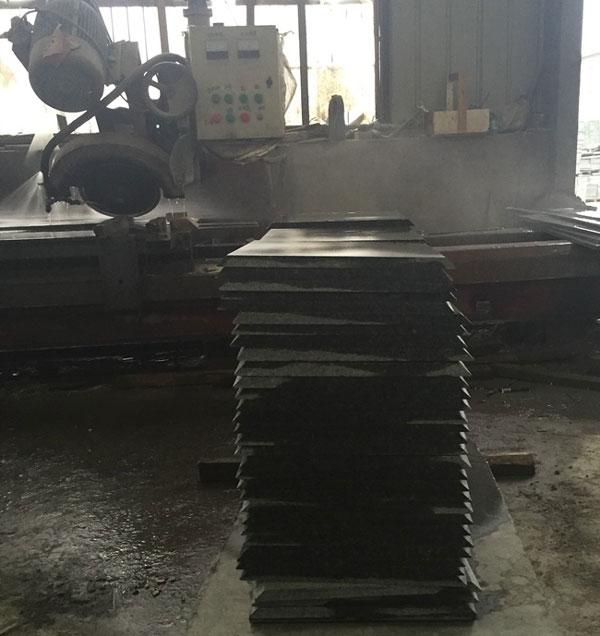 石材厂房实拍图